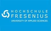 Logo der Hochschule Fresenius